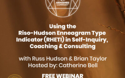 The RHETI in self inquiry & coaching – 09.12.20
