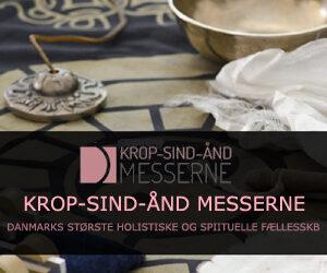 Krop-Sind-Ånd-Messen Århus 1.-3.10.21